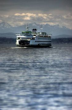 """Puget Sound ... """"The Sound"""" by Jes Poole ..."""