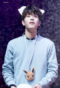 [180127] Stray Kids Sinchon Fansign SEUNGMIN