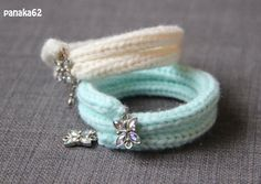 Bracelet en Tricotin - panaka62 (1)