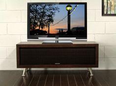 Retro TV Stand Decor Ideas | Decorating Ideas