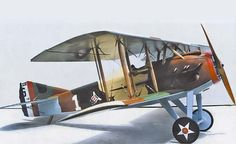 The French SPAD XIII - Google Search
