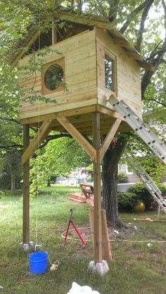 Great playhouse step by step