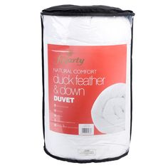 Fogarty Comfort Duck Feather & Down Duvet/Quilt - 10.5 Tog - Double in Home, Furniture & DIY,Bedding,Duvets | eBay
