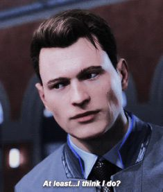 you can't kill me Detroit Become Human Actors, Detroit Become Human Connor, Rage Quit, Gamer Tags, Bryan Dechart, Becoming Human, Night At The Museum, Im Sad, Love My Boys