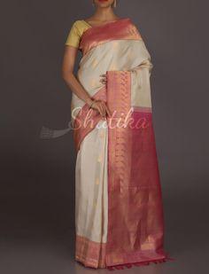 Sripriya Divine Magnificence Heavy Work #Gadwal #RealZari #SilkSaree
