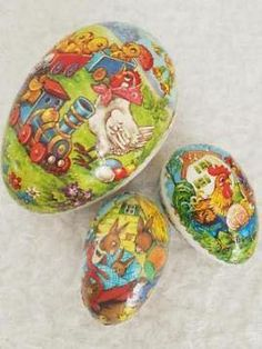 These for Easter back in the day!