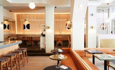 Straddling the boundaries of Nolita and the Lower East Side, De Maria is an attractive, yet relaxed all-day eatery in New York City, doling out a carefully edited menu of modern day comforts. Designed by New York-based firm The MP Shift, in collaborati...
