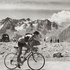 Federico Bahamontes Tour de France 1954