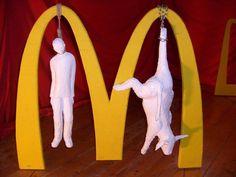 McGarbage McDonalds McDeath McSick