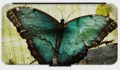 """Flip-Case für das Smartphone """"Butterfly"""" von Zierrat auf DaWanda.com"""