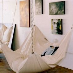 Pillow Hammock Bed