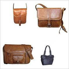 SATTIK EXPORTS from Kolkata, West Bengal (India) is a manufacturer, supplier and exporter of Women's Leather Bags at reasonable price. Ladies Fashion, Womens Fashion, The Next Big Thing, Leather Bag, Messenger Bag, Satchel, Range, Personalized Items