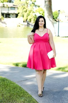 plus size summer dress pink dress sexy dress crystal coons boohoo sometimes glam