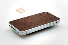 Eden – Holz fürs iPhone
