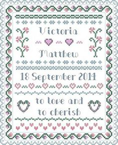 Love Story Wedding | Wedding cross stitch patterns, Wedding cross ...
