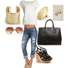 Lunch Date, created by jordanaschallenge on Polyvore