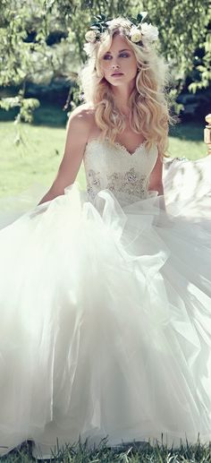 Our #WeddingDress of the Week: Aracella by Maggie Sottero