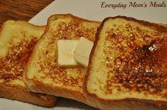Everyday Mom's Meals: Copycat Breakfast For Dinner