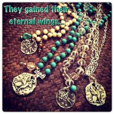 To honor those animals who gained their eternal angel wings...www.facebook.com/jessesjewelz2