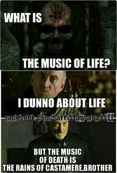 LOL Oblivion meets Game of Thrones