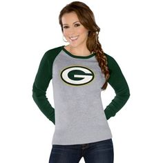 Touch By Alyssa Milano Green Bay Packers Ladies Fan For Life Sweater