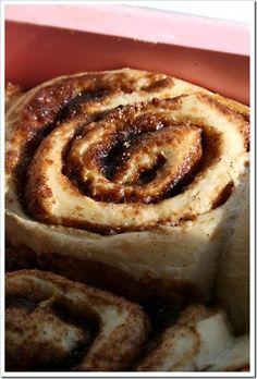 The most perfect cinnamon rolls