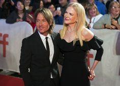 Nicole Kidman sabe conseguir un look perfecto con un vestido negro