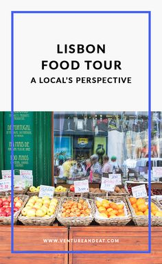 Lisbon Food Tour   Food Tour   Lisbon City Guide   Lisbon Travel Guide   Want to explore the history of Lisbon? A Lisbon food tour is the perfect answer. Discover the city with Taste of Lisboa.