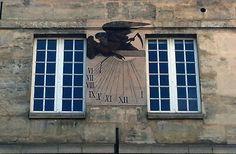 Cadran solaire - rue des Archives - Paris