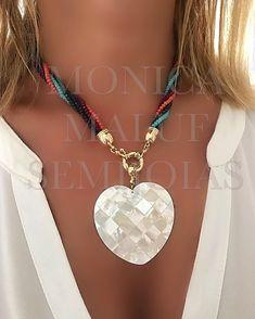 Am /_ nueva moda Ala De Ángel Corazón Colgante Collar de Mujer con Estrás con incrustaciones de Smart