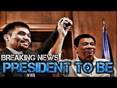 Graveh! Sen. Manny Pacquiao, Susunod na President of the Philippines Ayon kay Pres  DUTERTE - WATCH VIDEO HERE -> http://dutertenewstoday.com/graveh-sen-manny-pacquiao-susunod-na-president-of-the-philippines-ayon-kay-pres-duterte/   President Rodrigo Duterte is convinced that Senator Manny Pacquiao will be president just like him in the future. Speaking at Pacquiao's birthday party in General Santos City Saturday (Dec. 17), Duterte drew cheers and applause when he told the