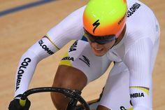 Jornada dorada para el ciclismo colombiano de pista - El Pais - Cali Colombia