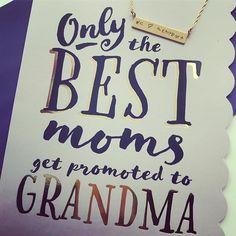 Another Handwriting Bar 😍😍#poshmommy #poshjewelry #poshmommyjewelry #grandma