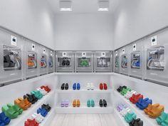 La styliste Janne Kyttanen a crée une collection de chaussures que vous pourrez télécharger gratuitement depuis votre ordinateur et imprimer en 3D chez vous