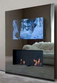 Film és Flame Electronics: Loewe MCZ forgatókönyv