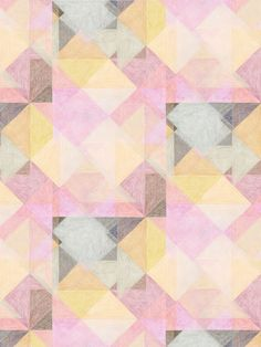 geometric pattern - would be neat for zach's lampshade. using something other than pink, though