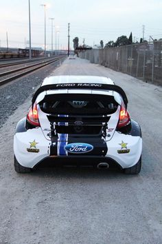 Ford Fiesta ST Global RallyCross Championship Race Car Picture #2, 2013