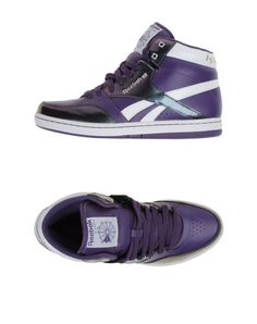 abb461cf62a6 Reebok Women - Footwear - High-top sneaker Reebok on YOOX