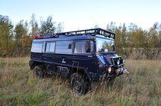 Steyr Puch Pinzgauer 712M