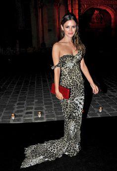 Rachel Bilson in Roberto Cavalli, 2010