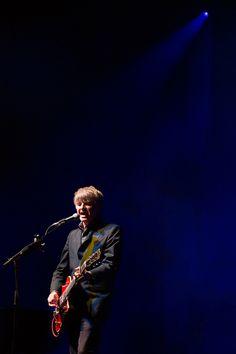 Neil Finn 2014 Australian Tour taken by Serena Ho for AU review. #live #music #neilfinn