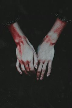 Blood And Bruises Dripped Down The Frail Bones Of Death. And In That Momemt I Realized Death Was Me.