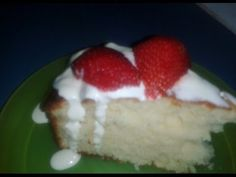 A simple and easy to make Sponge Cake recipe.awesome with the evening tea or as a dessert with some fresh cream and strawberry , even as a birthday . Sponge Cake Recipe From Scratch, Sponge Cake Recipes, Easy Food To Make, How To Make, Vanilla Sponge Cake, Mud Cake, Fresh Cream, Cheesecake, Strawberry