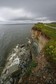 Trip round Estonia - Pakri Cliff | Pakri cliff, Estonia | By: Andres Tatter | Flickr - Photo Sharing!
