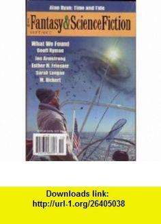 The Magazine of Fantasy  Science Fiction, September-October 2011 (Vol. 121, No. 3  4) Geoff Ryman, Esther M. Friesner, Jon Armstrong, Gordon Van Gelder, David Hardy ,   ,  , ASIN: B005YCNGOQ , tutorials , pdf , ebook , torrent , downloads , rapidshare , filesonic , hotfile , megaupload , fileserve
