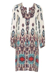 109-012016-B, burda style, Blusen-Kleid, Kleid, Nähen