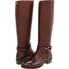 Brown riding boots ~ no horse needed