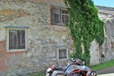Can Am Spyder & old house, Slovenia Can Am Spyder, Slovenia, Rally, Photo S, House, Home, Homes, Houses
