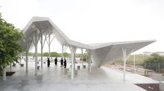 architags - architecture & design blog — Ron Shenkin Architecture Design Art. Open-sided...