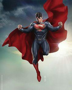 Superman-Man of Steel. Superman Pictures, Superman Artwork, Superman Wallpaper, Batman Vs Superman, Kalel Superman, Superman Stuff, Marvel Comics, Marvel Dc, Dc Heroes